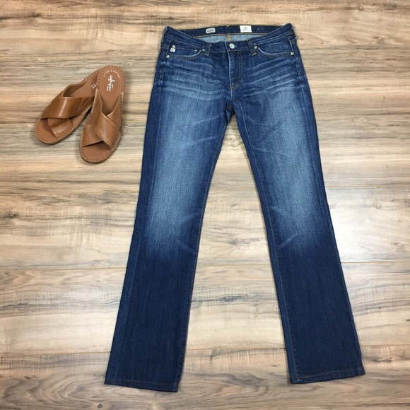 Ag Adriano Goldschmied Denim - AG Slim Boot Jeans